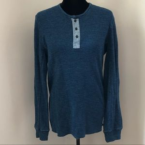 NWT Lucky Brand Thermal Shirt